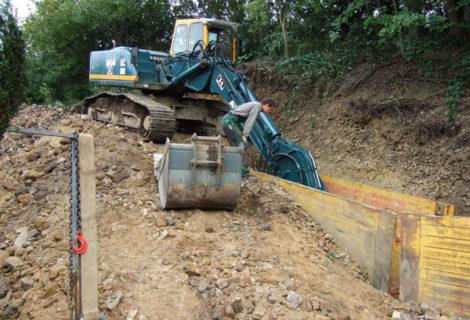 Kanalbau/Entwässerung