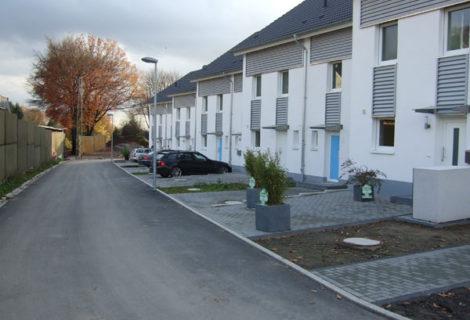 Straßenbau / Hofbefestigung